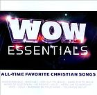WOW essentials : all-time favorite Christian songs.
