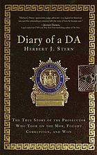 In search of justice : diary of a district attorney