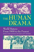 The human drama : world history