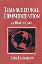 Transcultural communication in health care