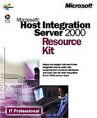 Microsoft Host Integration Server 2000 resource kit.