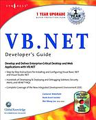 VB.Net Web Developer's Guide.