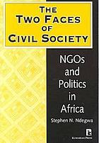 The two faces of civil society : NGOs and politics in Africa