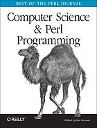Computer science and Perl programming : best of the Perl Journal