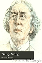 Henry Irving : with twelve portraits in colour