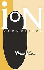 Ion properties