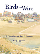 Birds on a wire : a Renga 'round town