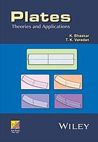 Plates : theories and applications