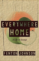 Everywhere home : a life in essays