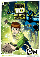 Ben 10 alien force. Vol 4.