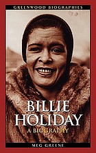 Billie Holiday : a biography