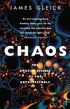 Chaos : making a new science.