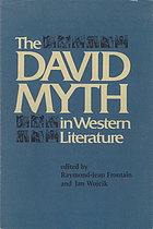 The David myth in Western literature