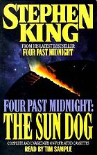 Four past midnight. The sun dog