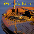 The wooden boat