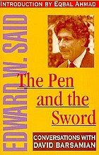 The pen and the sword : conversations with David Barsamian