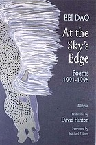 At the sky's edge : poems 1991-1996