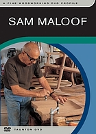 Sam Maloof : woodworking profile