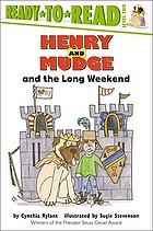 Henry and Mudge and the long weekend : the eleventh book of their adventures