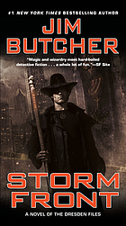 Storm front : a novel of the Dresden files