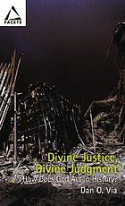 Divine justice, divine judgment : rethinking the judgment of nations
