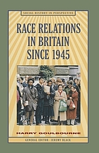 Race relations in Britain since 1945
