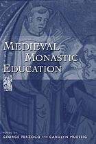 Medieval monastic education