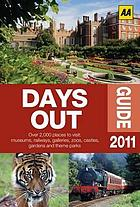 Days out guide 2011.