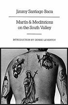 Martín ; &, Meditations on the South Valley