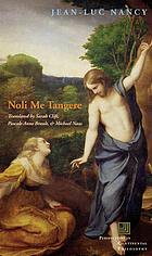 Noli me tangere : on the raising of the body