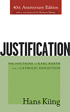 Justification : the doctrine of Karl Barth and a Catholic reflection