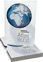 National Geographic atlas of the world.