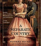 A separate country : a novel