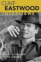 Clint Eastwood : interviews
