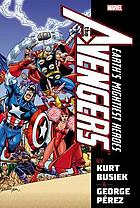 The Avengers : Earth's mightiest heroes