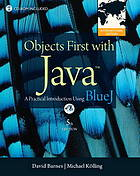 Objects First with Java:A Practical Introduction Using BlueJ:International Edition