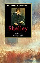 The Cambridge companion to Shelley