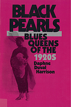 Black pearls : blues queens of the 1920s