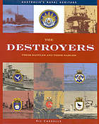 The destroyers : their battles and their badges