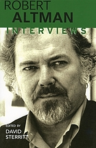 Robert Altman : interviews
