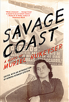 Savage coast : a novel