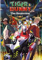 Tiger & Bunny, the movie : the beginning