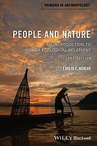 People and nature : an introduction to human ecological relations