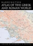Barrington atlas of the Greek and Roman world [2], Map