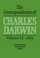 The correspondence of Charles Darwin. Vol. 10 : 1862