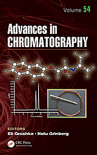 Advances in Chromatography. Volume 54