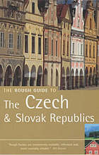 The rough guide to the Czech & Slovak Republics.