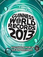 Guinness world records 2013.