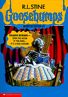 Goosebumps : monster edition #1