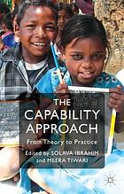 Capability approach : from theory to practice